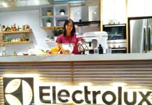 Electrolux Taste and Care Center