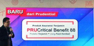 PRUCritical Benefit 88