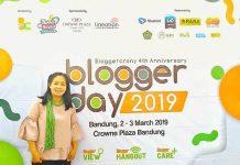 Blogger Day 2019 di Bandung Kumpul Blogger