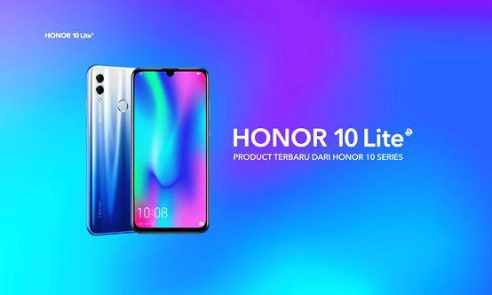 Image result for HP Honor 10 Lite Performa