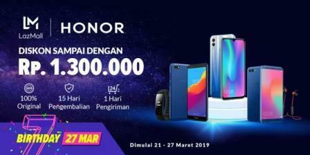 Smartphone Honor 8A