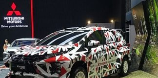 Mitsubishi Xpander Limited Edition 2019