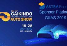 Astra FInancial Sponsor Platinum GIIAS 2019
