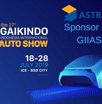 Astra FInancial Sponsor Platinum GIIAS 2019