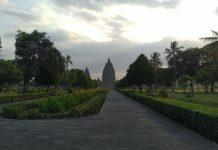 Candi Prambanan Wisata Jogja Terhits 2019