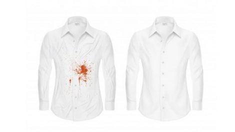 Cara Menghilangkan Noda Tinta di Baju