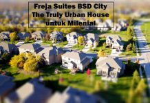 Freja Suites BSD City The Truly Urban House untuk Milenial