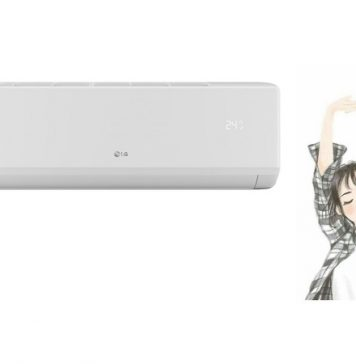 LG New Hercules AC Terbaru LG
