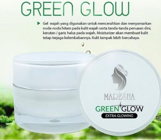 green glow Maresha extra glowing