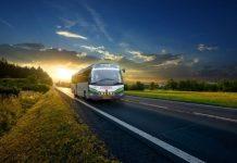 perjalanan jauh naik bus Lorena