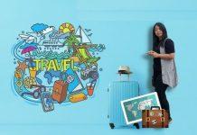 tips traveling bebas cemas di masa new normal