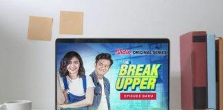 Vidio Original Series The Break Upper