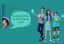 Review Aplikasi Blu Cara Menabung Bagi Digital Savvy